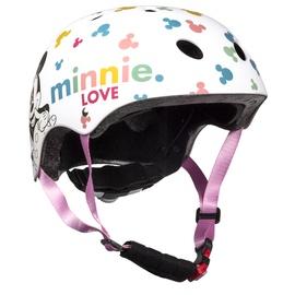 Шлем Disney Minnie 9080, белый, 540 - 580 мм