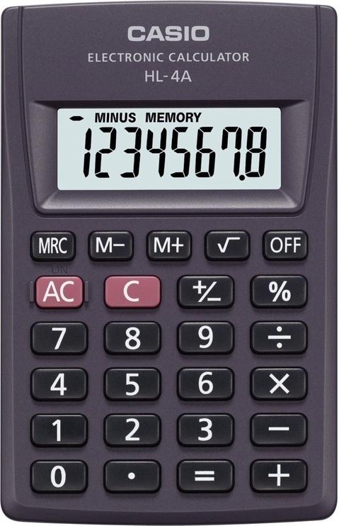 Casio Calculator HL-4A