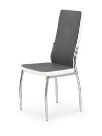 Ēdamistabas krēsls Halmar K210 Grey/White