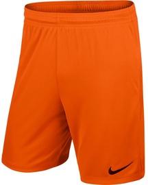 Nike Men's Shorts Park II Knit NB 725887 815 Orange M
