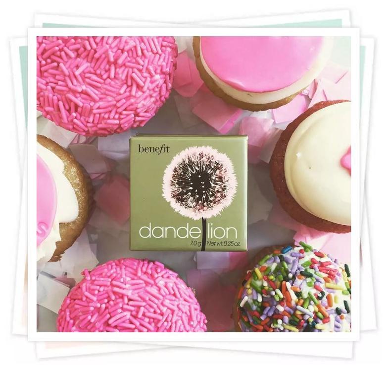 Benefit Dandelion Blush 10g Soft Pink