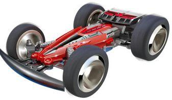 Automašīnas Silverlit 2.4G RC 3D Twister