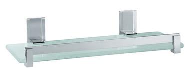 Gedy Cloud Hanging Shower Shelf CD18-38 Brushed