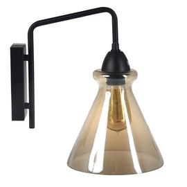Enriko Wall Lamp E27 60W Black 148453