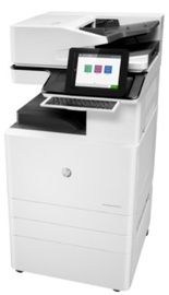 Лазерный принтер HP E825, цветной