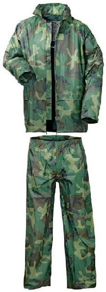 Propus Nylon Waterproof Kit Camo XXXL