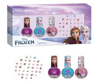 Nagu laka Frozen Nail Decoration Set