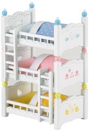 Фигурка-игрушка Epoch Sylvanian Families Triple Bunk Beds 2919