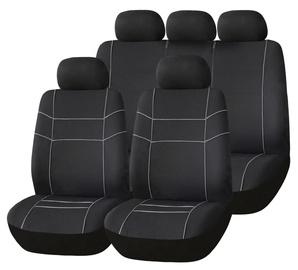 Bottari Vector Seat Cover Set Black Grey