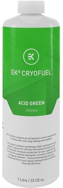 EK Water Blocks EK-CryoFuel Acid Green (Premix 1000mL)