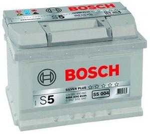 Akumulators Bosch High Performance S5 004, 12 V, 61 Ah, 600 A
