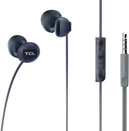 Наушники TCL SOCL300BK in-ear, черный