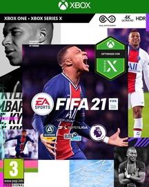 FIFA 21 Xbox One EN/RU