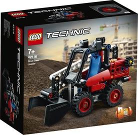 Constructor LEGO Technic Skid Steer Loader 42116
