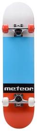 Skrituļdēlis Meteor Salty, zila/balta/sarkana