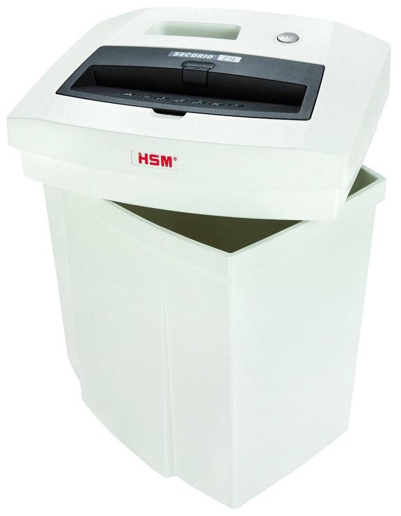 Papīra smalcinātājs HSM Securio C14, 3.9 mm