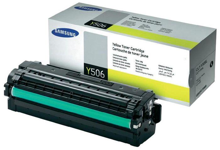 Samsung CLT-Y506L Yellow