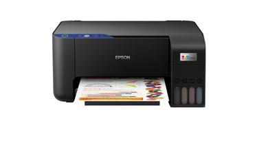 Daudzfunkciju printeris Epson ECOTANK L3211, tintes, krāsains