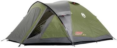 4-местная палатка Coleman Darwin 4 Plus 2000012150, зеленый