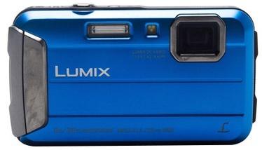 Panasonic LUMIX Digital Camera Blue