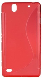 Mocco S Back Case For Apple iPhone 5/5s/SE Red
