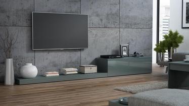 ТВ стол Cama Meble Life 300, серый, 3000x420x350 мм