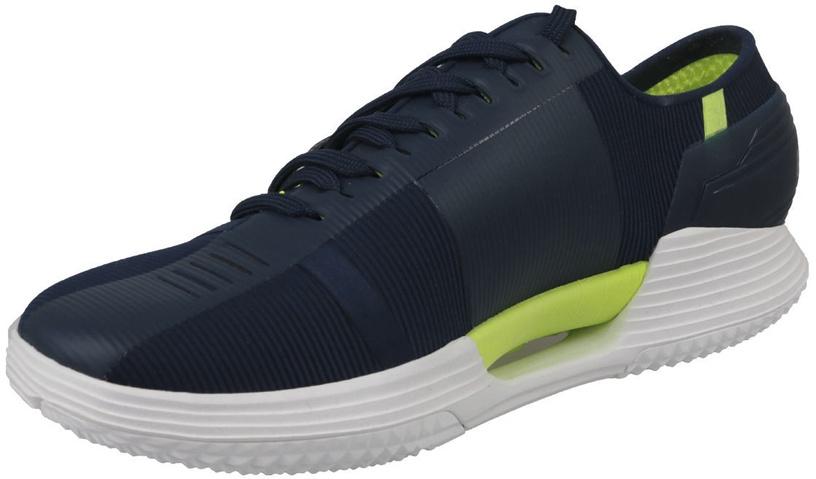 Sporta apavi Under Armour Speedform, zila/dzeltena, 45