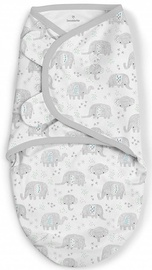Summer Infant SwaddleMe Original Swaddle Small Ditzy Ellie