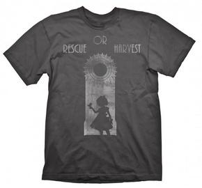 Gaya Entertainment T-Shirt Bioshock Little Sister Grey S