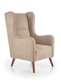 Atzveltnes krēsls Halmar Chester Beige, 85x67x114 cm