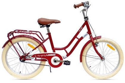 Велосипед Monteria Limber 20 Kids Red, 20″