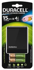 Duracell Hi-Speed Advanced Charger CEF27 15min + 2AA+2AAA