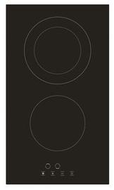 Elektriskā plīts Simfer H3.020.DECSP Black