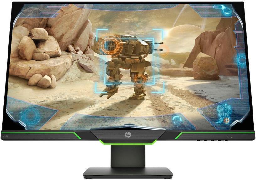 "Monitors HP X27i, 27"", 4 ms"