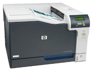 Лазерный принтер HP CP5225DN, цветной