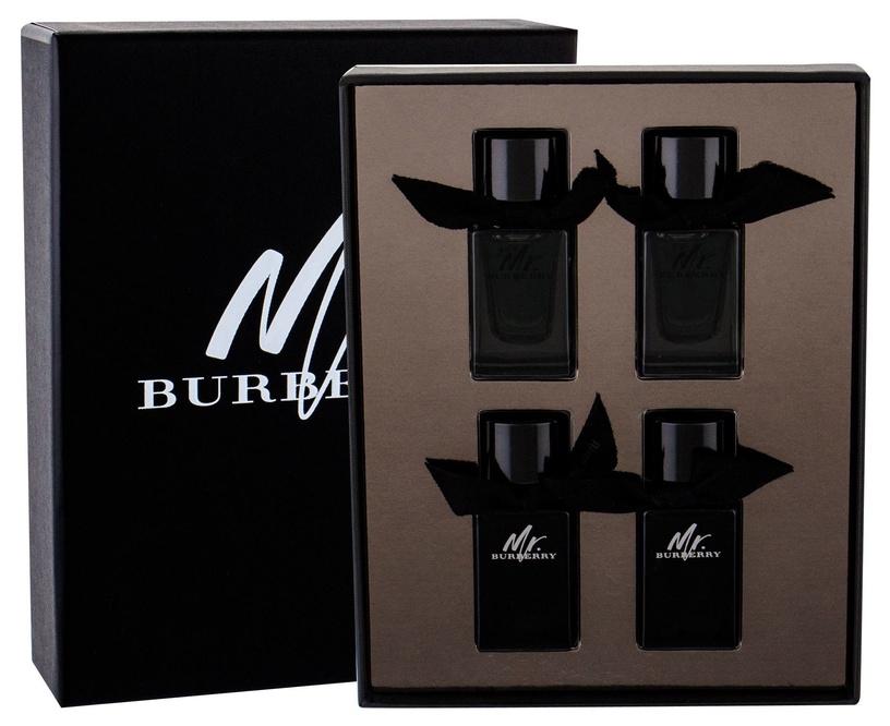 Набор для мужчин Burberry Mr Burberry 2x5 ml EDT + 2x5 ml Mr Burberry EDP