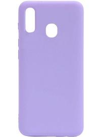 Чехол Evelatus Soft Touch, фиолетовый