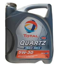 Total Quartz Ineo MC3 5W/30 Engine Oil 5l