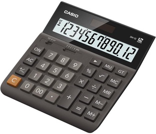Casio Desk Calculator DH-12BK-S