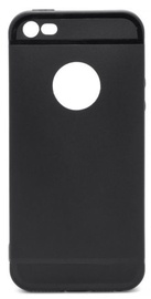 Mocco Trendy Fit Back Case For Apple iPhone X Black