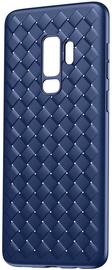 Baseus Weaving Case For Samsung Galaxy S9 Plus Blue