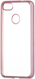 Hurtel Metalic Slim Back Case For Huawei P9 Lite Mini Pink