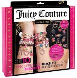 Aproces izgatavošanas komplekts Make It Real Juicy Couture Pink & Precious Bracelets