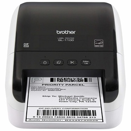 Brother QL1100 Label Printer Grey/Black