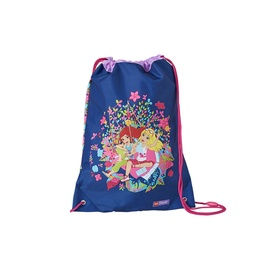 Спортивная сумка Lego Friends, синий/розовый, 8 л