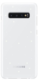 Samsung LED Back Cover For Samsung Galaxy S10 White