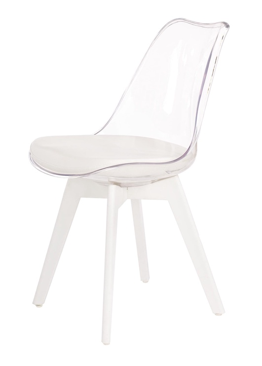 Стул для столовой Halmar K-245, белый