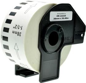 Этикет-лента для принтеров Brother DK-22225, 3000 см