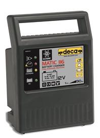 Akumulatoru lādētājs Deca Matic 116 230