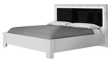 Gulta Idzczak Meble Roma White/Black, 160 x 200 cm
